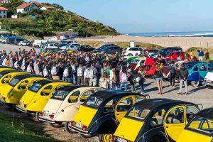 Team-building rallye 2CV Biarritz