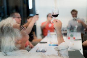 Team-building dégustation de vins