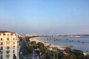 Revents à Cannes sur la croisette