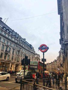 Revents à Londres