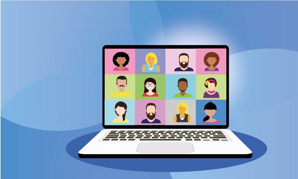 Congrès virtuel en ligne